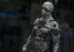 Cptxin による外骨格スーツ ナノ ロボット 1121