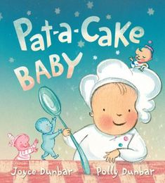 Late one night pat-a-cake baby wakes up his friends to help him bake a cake for a special guest.