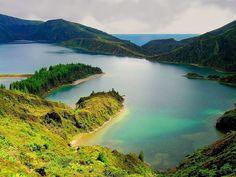 Caldeira do Vulcão do Fogo - Ilha de São Miguel, Açores