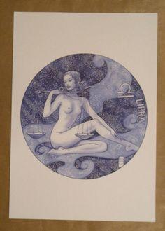 Manara, Milo - Portfolio Comicon Edizioni - Zodiaco - (2015) - Catawiki