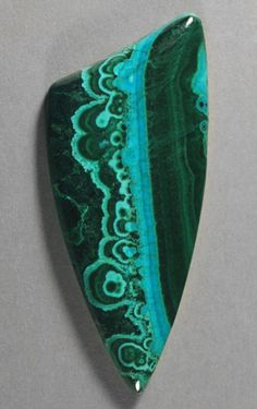 Chrysocolla malachite