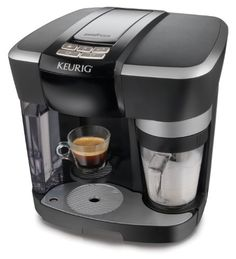 The Keurig Rivo Cappuccino and Latte System – KITCHEN APPLIANCES