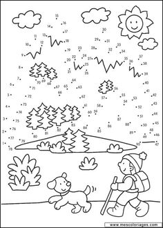 Dot to dot books for 7 year olds
