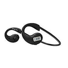 AngLink SD1 Bluetooth ワイヤレスイヤホン スポーツ ステレオヘッドセット ワイヤレス活動量計 万歩計 センサー歩数計搭載 防汗(黒)   ありそうでなかった歩数計つきのワイヤレスイヤホン。 たしかにスポーツ用途なら歩数計つきというのはアイデアは面白い。  だがこういう二重機能的なアイデア商品は大抵組み合わせた2つの機能のどちらもが中途半端ということが多い。 このイヤホンも音質は並、歩数計も使い勝手は微妙というような感じかと思ったが。 まずイヤホンだが、味付け的には高音域に尖りがある、音量大きめでは刺さりが目立ってしまう色合い。 重低音が弱く割れがちで低音域での厚みに難がある感じ。   だが意外にも値段相応くらいの音質はあり、音量小さめでも明瞭感と透明感があり、解像度はなかなか。 音場も比較的開放的でこの値段では広めである。 音量を上げるとシャリシャリするのは仕方がないが、高音域での尖りは小音量ではほどよい突き抜け表現になっており、全体として上方向に立体的で意外に満足度が高い。…