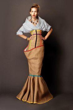 Amazing skirt. Amazing silhouette.