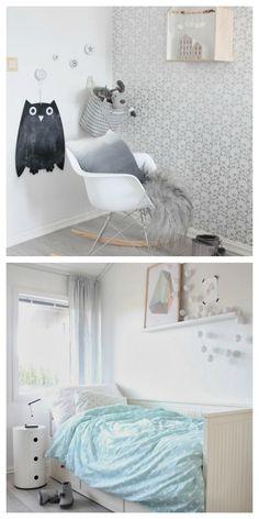Scandinavian childrens' room