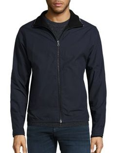 RAG & BONE Oskar Reversible Jacket. #ragbone #cloth #jacket