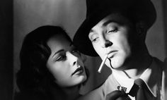 1940s Film Noir   film noir it is a term coined in french meaning literally black film ...