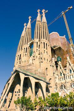 Basílica de la Sagrada Família - Barcelona - Espanha