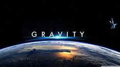 Gravity-the force that attracts a body toward the center of the earth, or toward any other physical body having mass. For most purposes Newton's laws of gravity apply, with minor modifications to take the general theory of relativity into account. Best Sci Fi Movie, Sci Fi Movies, Space Movies, Amazing Hd Wallpapers, Movie Wallpapers, Gravity Movie, Watch Gravity, Action Movies To Watch, Corona