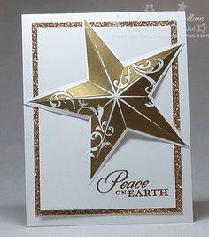 Seeing Christmas Stars by darhm - Cards and Paper Crafts at Splitcoaststampers