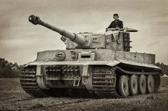 The Tiger I gave the Wehrmacht its first tank which mounted the 88 mm gun in its first armoured fighting vehicle-dedicated version: the KwK 36. During the course of the war, the Tiger I saw combat on all German battlefronts. It was usually deployed in independent heavy tank battalions, which proved highly effective