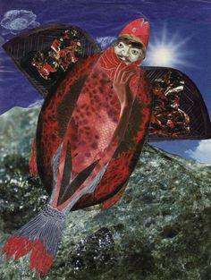 Fremde Welten (Collagen 2010), von G.Kroll