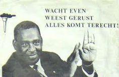 Surinaamse politicus van de NPS, Johan (Jopie) Adolf Pengel 1916-1970.
