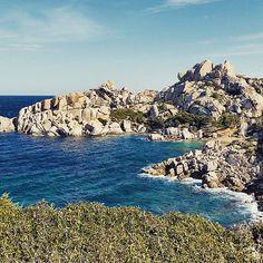 Capo Testa Grand Canyon, Ocean, Sky, Adventure, Spring, Beach, Nature, Instagram Posts, Travel