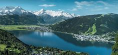 Zel am See, Austria - where the 101st was stationed during the end of WWII