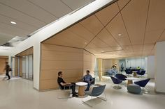 The Department of Magical Education: Studios Architecture Works Wonders at Georgetown University | Projects | Interior Design