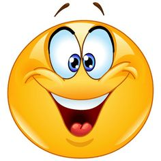 Illustration about Happy emoticon with crossed eyes squinting. Illustration of grimace, cross, eyesight - 46951955 Emoticon Feliz, Happy Emoticon, Emoticon Faces, Smiley Emoji, All Emoji, Facebook Emoticons, Funny Emoticons, Funny Emoji, Images Emoji