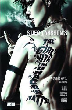 Lisbeth Salander love her character and the book!