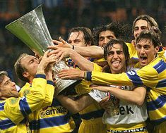 Forced to sell the silver. Literally. #Parma