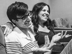 Significant Other's Gideon Glick & Lindsay Mendez on Having Zero Game & Sorta Hating Each Other at First | Broadway Buzz | Broadway.com