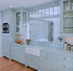 New House Diary: My Kitchen Pass-Through | Tobi Fairley