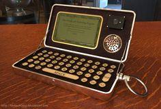 - Steampunk Mobile Phone Facebook | Google...