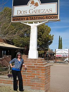 Two heads are better than one!  Great Arizona winery!