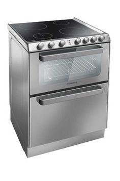 Lave-vaisselle table de cuisson Rosieres TRV60IN  Une vraie table de cuisson - 4 foyers radiants Un vrai four multifonction - Capacité : 39 litres Un vrai lave-vaisselle - Capacité : 6 couverts