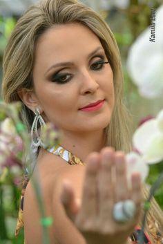 Make e cabelo by janaiba oliveira