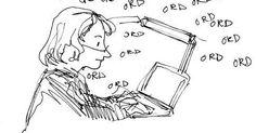 Ordklasser og andre ord - gratis arbeidshefte School, Grammar