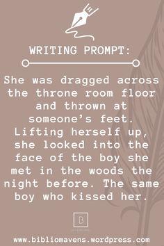 Romance Writing Prompt