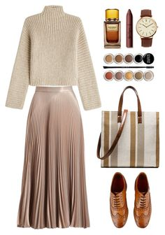 Rosetta Getty by thestyleartisan on Polyvore featuring Rosetta Getty, A.L.C., Grenson, BKE, Giorgio Armani, tarte and D&G