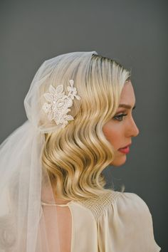 Juliet Cap Veil-Lace Applique Veil-Boho Headpiece-Halo Crown- Bride-Chapel Length Veil-Bohemian Crown-Flower Crown- 1561 - Something Old, Something New, Something Borrowed, Something Blue. Chapel Length Veil, Veil Length, Wedding Veils, Wedding Dresses, Bridal Veils, Wedding Lace, Hair Wedding, Trendy Wedding, Wedding Ideas