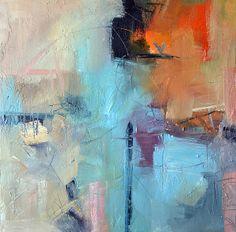 Dusk: Filomena Booth: Acrylic Painting | Artful Home