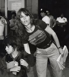 TBT: Jane Fonda's 10 Best Beauty Moments