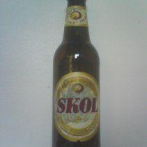 Skol, Creada en el año: 1964 Ingredientes: Agua, malta, lúpulo, cereales no malteados Graduación Alcohólica: 4.7 %
