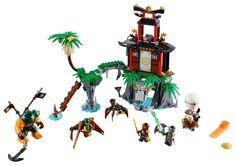 LEGO ® de recette//INSTRUCTION Nº 70604