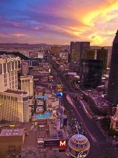 ✯ Vegas Sunset