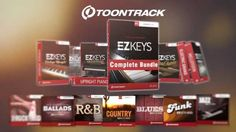 EZkeys Complete v1.2.4 WiN UNLOCKED r4e | April 5th 2017 | 4.61 GB x86 x64 VSTi AAX RTAS EZkeys is more than a piano or keyboard instrument, it's a power