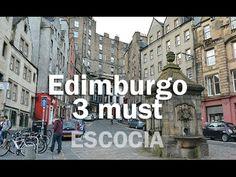 3 must de Edimburgo