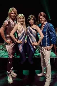 Don't miss ABBA The Concert at the Music Circus on August 11th!