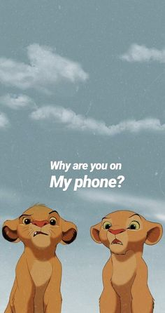 retro - retro - - ideas lock screen iphone disney posts for 2019 - Wallpaper iphone disney lion king movies 38 Super Ideas - Lynne Seawell's World - Cute iphone wallpaper quotes friends 23 Trendy ideas - Stunning Wallpaper Backgrounds For Your Phone Iphone Background Disney, Iphone Background Wallpaper, Aesthetic Iphone Wallpaper, Wall Wallpaper, Wallpaper Quotes, Iphone Backgrounds, Blue Backgrounds, Cartoon Wallpaper Iphone, Disney Phone Wallpaper