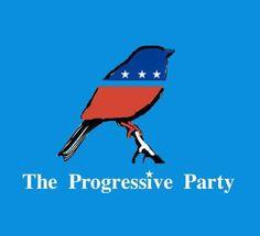 The power of a tiny sparrow! Bernie Sanders for President!