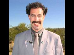 Borat - You will never get this (Audio)