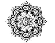 Lotus Flower Mandala Coloring Pages free online printable coloring pages, sheets for kids. Get the latest free Lotus Flower Mandala Coloring Pages images, favorite coloring pages to print online by ONLY COLORING PAGES. Mandala Design, Mandala Art, Mandalas Painting, Lotus Mandala, Mandalas Drawing, Mandala Coloring Pages, Colouring Pages, Adult Coloring Pages, Coloring Books