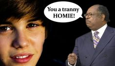 """#JamesDavidManning, the #pastor of #ATLAHWorldwide, made a statement that #JustinBieber is a #transvestite who """"cut off his breast."""" Watch the whole video at #TheInquisitr!"""