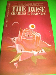 THE ROSE ~ BY CHARLES L. HARNESS ~ JAN 1969 SF PB BOOK