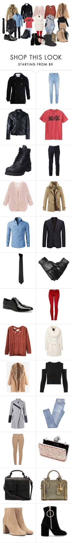 """""""A New Year's Eve Hangout!"""" by anikivance ❤ liked on Polyvore featuring Topman, Givenchy, Gap, Timberland, Urban Pipeline, Joseph, Versace, Calvin Klein, Barbour and Miss Selfridge"""