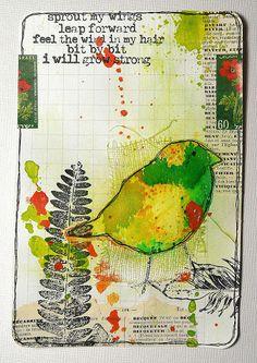 Von Pappe II: Birds, Birds, Birds!